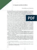 Barranco - La Vigencia Semiótica de Peirce