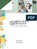 Libro Una Mirada a La Vida Silvestre en Chile