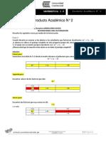 SOLUCION Producto Académico N 2