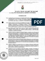 Uleam027- Reglamento de Vinculacion Con La Sociedad