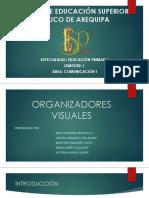 Organizadores Visuales - Grupo 1