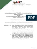 Peraturan Kepala LKPP Nomor 4 Tahun 2017_976_1