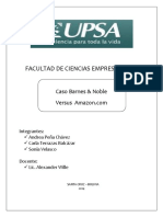 Analisis Del Caso Amazon