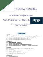 Clase 01 - Introdução, Conceitos e Importância Das Doenças de Plantas - Copia Reducida