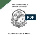 Direito Constitucional II Apostila p1