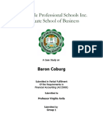 Case Baron Coburg