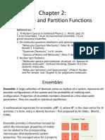 7 Statistical Thermodynamics-II