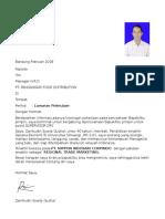 CV Zamiludin