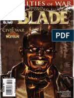 Blade 5 - Casualties of War