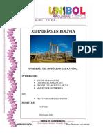 Refinerias en Bolivia Ypfbdocx
