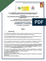 CONVOCATORIA 2018- Intermedios- Avanzados