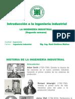 III Semana 2 Historia Ing. Industrial