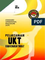 Standard Operating Procedure (SOP) Ujian Kenaikan Tingkat (UKT) TAEKWONDO