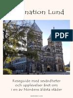 Destination Lund