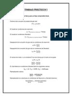 Deduccion de La Ec Lineal Para Un Fluido Compresible