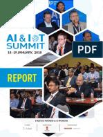 Ai & IoT Summit on 6-7 June 2018, Hotel Le Meridien