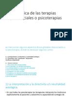 2 Etica en La Terapia Psicosocial o Psicoterapia