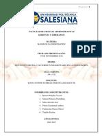 Factores en La Nogociacion 17-11-2016