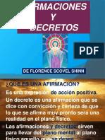 136936279 Afirmaciones y Decretos