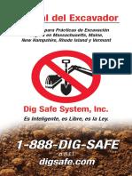 Manual Del Excavador