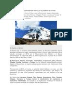 En Bolivia Hay 11 Volcanes