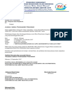 Surat Peminjaman Tempat