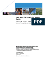 Hydrogen Technologies Safety Guide