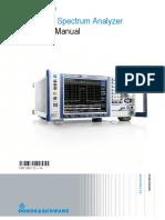 FSV Operating