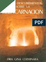 Cerminara Gina - Nuevos Descubrimientos Sobre La Reencarnacion.pdf