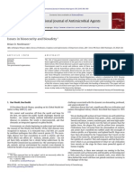 Issue in Biosecurity and Biosafety