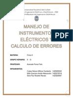 MANEJO DE INSTRUMENTOS ELÉCTRICOS Y CALCULO DE ERRORES.docx