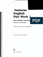 Business-English Pair Work