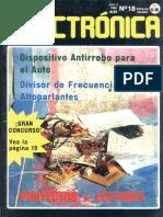 Saber Electronica 018