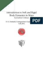 Intro to Soft and Rigid Body Dynamics