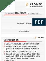 80890811-ObjectARX-2009