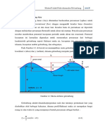 4. Materi Gelombang 20172 Hidrodinamika I EDIT