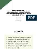 Penyusunan Dan Asesmen CPL