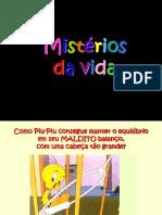 -MistériosdaVida