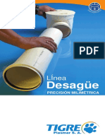 Catalogo Desague Sanitario