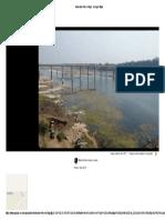 Narmada River Bridge - Google Maps 2