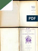 Revista Anales Universidad Cuenca - 1957