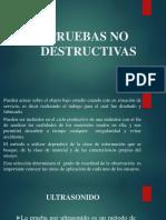 Pruebas No Destructivas