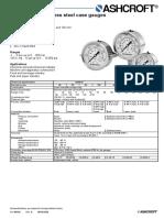 Panduan Part Number 4008_E Aschroft Pressure Gauge