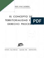 BELM-21652(El Concepto de Territorialidad -Diaz)