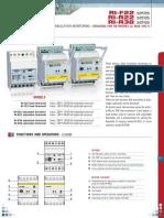Contrel Insulation Monitor RI-R38