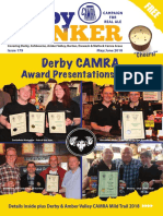 CAMRA Derby Drinker MAY JUNE 2018