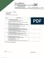 Fișă de Evaluare 1