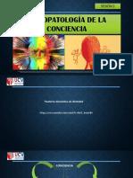 02. Psicopatologia de La Conciencia. Ppt