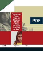 Dignostico Sobre Trata en Peru