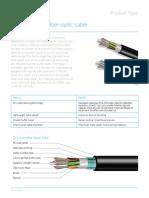 Dry Loose Tube Fiber Cable CO-109385-En (1)